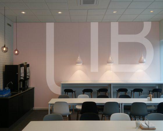 IB43 – Visuel rumlig branding/wayfinding koncept